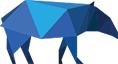 small tapir poly logo image strony internetowe wrocław