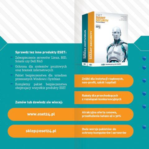 projekt broszury informacyjnej produktu